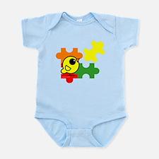 """Autism Awareness"" Infant Bodysuit"