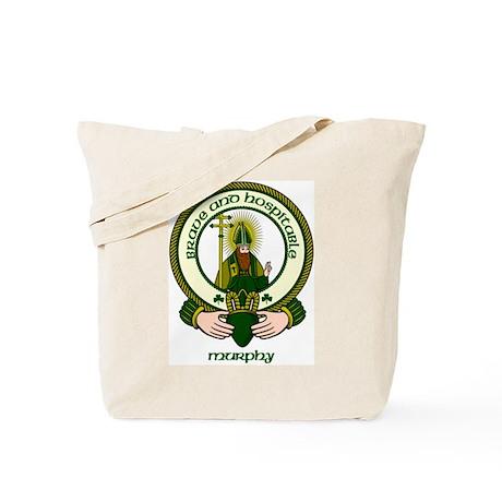 Murphy Clan Motto Tote Bag