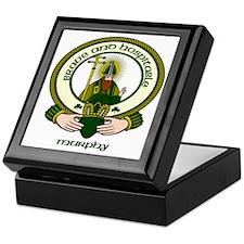 Murphy Clan Motto Keepsake Box