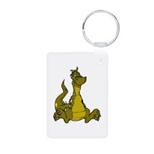 Friendly Dragon Keychains