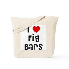I * Fig Bars Tote Bag