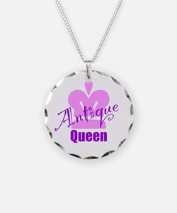 Antique Queen Necklace