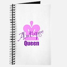 Antique Queen Journal