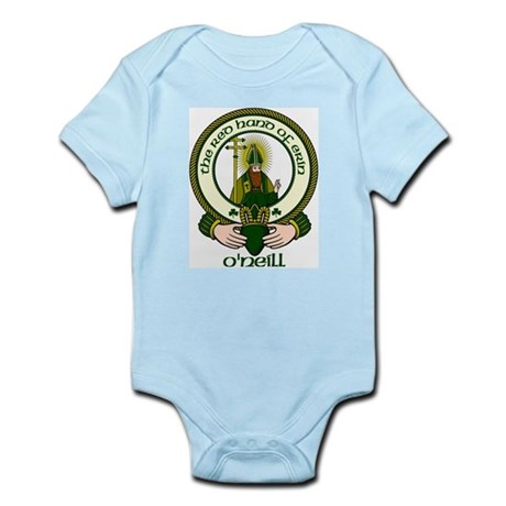 O'Neill Clan Motto Infant Creeper