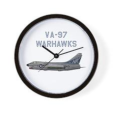 VA-97 Wall Clock