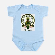 Nolan Clan Motto Infant Creeper