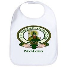 Nolan Clan Motto Bib
