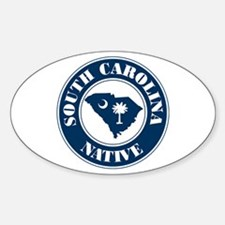 SC Native (Round) Decal