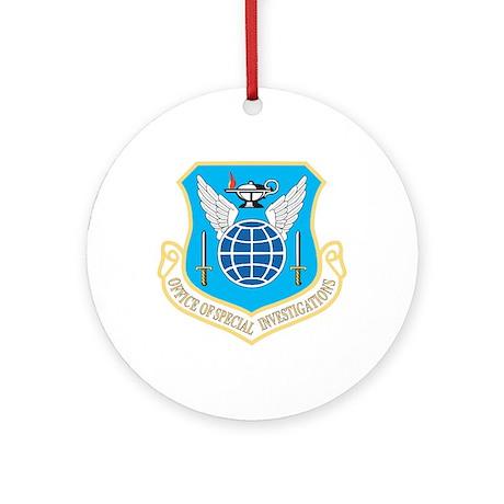 OSI Ornament (Round)