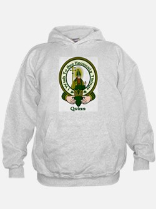 Quinn Clan Motto Hoodie