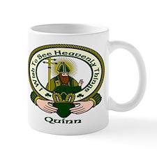 Quinn Clan Motto Mug