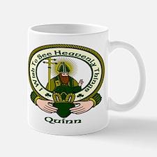 Quinn Clan Motto Small Small Mug