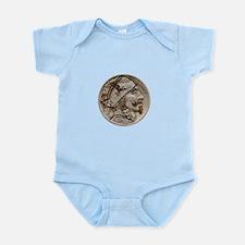 Booty! Infant Bodysuit
