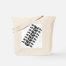 Unique 4x4 Tote Bag