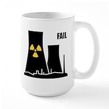 Nuclear Reactor FAIL Mug