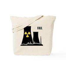 Nuclear Reactor FAIL Tote Bag