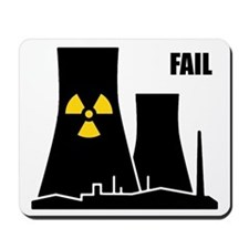 Nuclear Reactor FAIL Mousepad