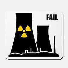 Nuclear Reactor FAIL Mousepad