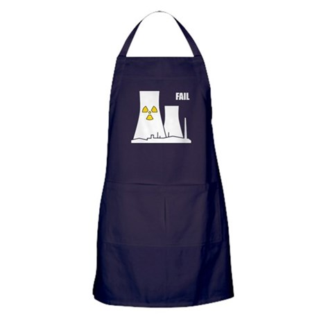 Nuclear Reactor FAIL Apron (dark)