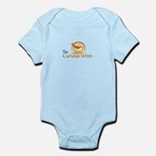 Cute Curious Infant Bodysuit