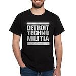 Detroit Techno Militia Dark Camo T-Shirt