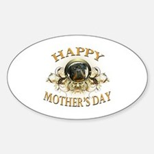 Happy Mother's Day Rottweiler3 Decal