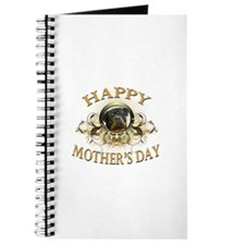 Happy Mother's Day Rottweiler3 Journal