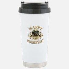 Happy Mother's Day Rottweiler3 Travel Mug