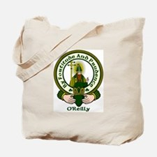 Reilly Clan Motto Tote Bag