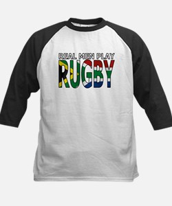 Real Men Rugby South Africa Tee