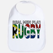 Real Men Rugby South Africa Bib