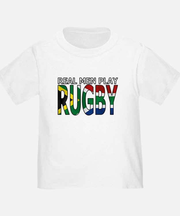 Real Men Rugby South Africa T