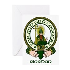 Riordan Clan Motto Cards (Pk of 10)
