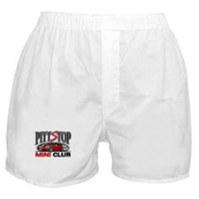 PittStop MINI Boxer Shorts