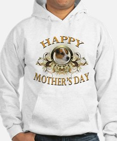 Happy Mother's Day Jack Russell Hoodie
