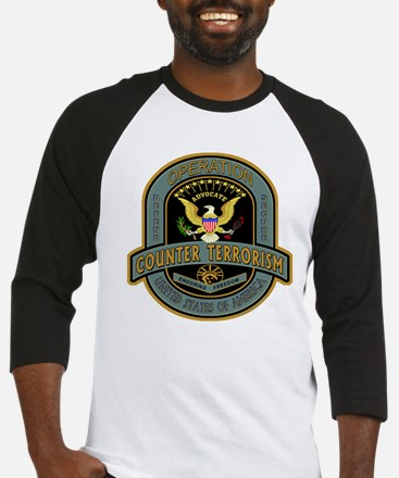 Operation Counter Terrorism Baseball Jersey