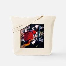 Eclectus series 3 Tote Bag