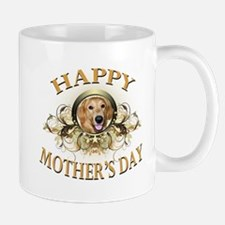 Happy Mother's Day Golden Retriever Mug