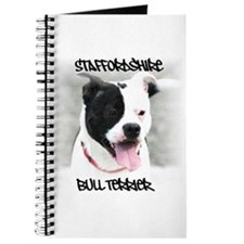 Staffordshire Bull Terrier Journal