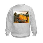 Dragon Reign Kids Sweatshirt