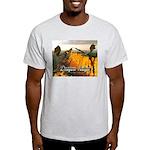 Dragon Reign Ash Grey T-Shirt