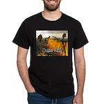 Dragon Reign Black T-Shirt