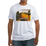 Dragon Reign Fitted T-Shirt