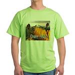 Dragon Reign Green T-Shirt
