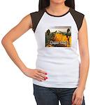 Dragon Reign Women's Cap Sleeve T-Shirt