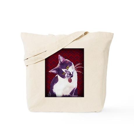 Jolene Kitty Tote Bag