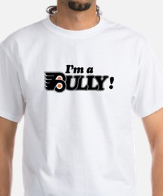 Basic White Bully Tee
