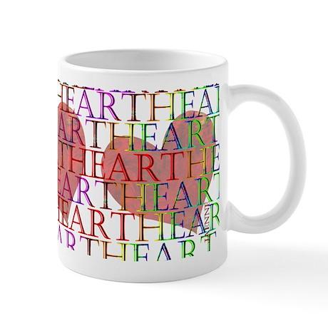 THE HEART Mug