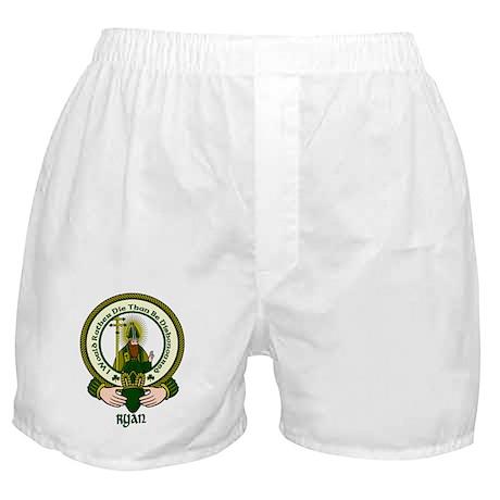 Ryan Clan Motto Boxer Shorts