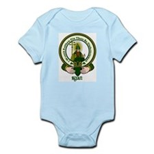 Ryan Clan Motto Infant Creeper